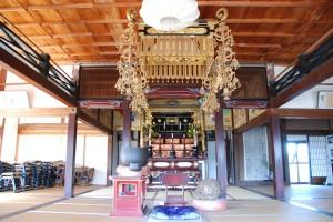 観昌寺本堂